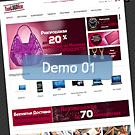Демо 1 Онлайн Магазин | Електронен Магазин | Купи Електронни Магазини